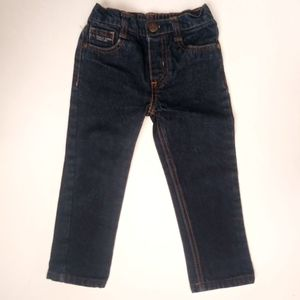 EUC boys 3t dark wash jeans